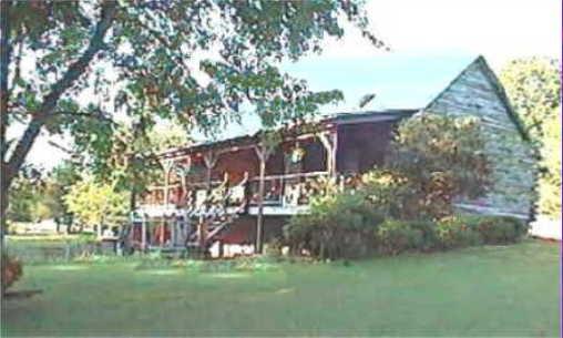 Kentucky Lake Cabin